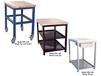 SHOP STANDS WITH PLASTIC SE TOP - Drawer & Shelf (HSD) Model