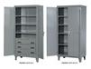 SUPER EXTRA HEAVY DUTY CABINETS - WITH CYLINDER LOCKS