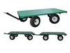 PRECISION-TRACK QUAD STEER TRAILERS